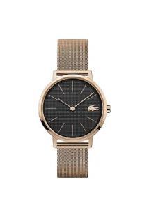 Relógio Lacoste Feminino Aço Rosé - 2001114