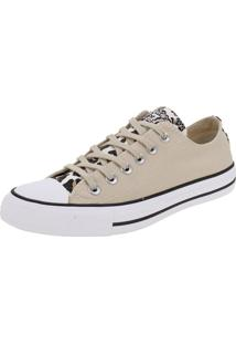 Tênis Chuck Taylor Converse All Star - Ct14680001 Bege 34