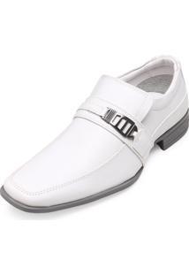 Sapato Valecci Masculino 73051 Branco