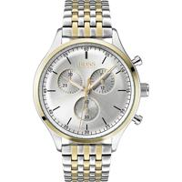 2f3dbb890d2 Relógio Hugo Boss Masculino Aço Prateado E Dourado - 1513654