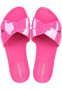 Chinelo Petite Jolie Flip Flop Feminino - Feminino-Pink