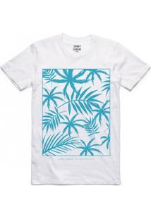 Camiseta Linoleum Florida Branca