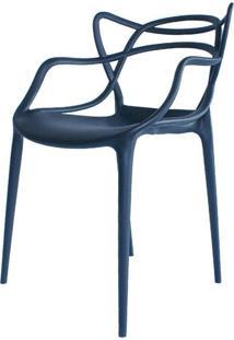 Cadeira Facthus Amsterdam Preto