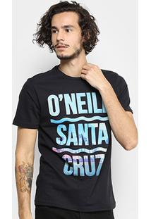 Camiseta O'Neill Est Surf City Masculina - Masculino