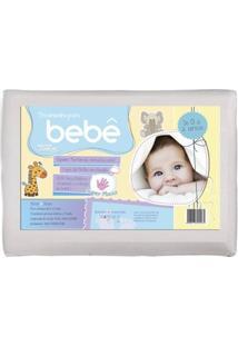 Travesseiro Infantil Viscoelástico Malha Altura 6 Cm (De 0 À 2 Anos)