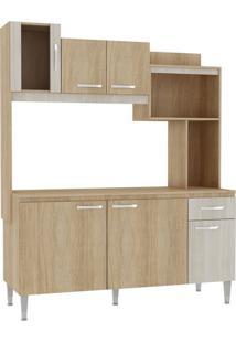 Cozinha Compacta Aperibe 6 Pt 1 Gv Carvalho E Blanche