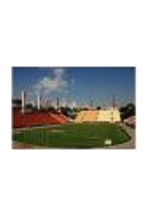 Painel Adesivo De Parede - Campo De Futebol - 1713Pnp