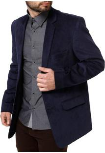 Blazer Masculino Azul