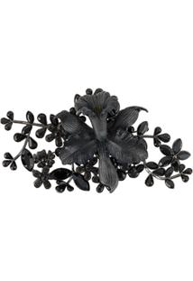 Dsquared2 Broche Floral - Metallic