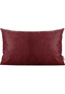 Capa Para Almofada Elephant Skin- Bordã´- 30X50Cmstm Home