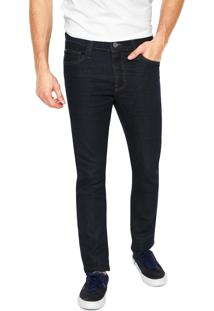 Calça Jeans Colcci Slim Azul-Marinho
