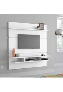 Painel Para Tv De 60 Polegadas Adryan Branco