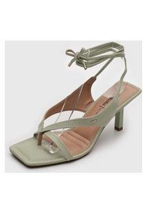 Sandália Dakota Amarração Verde