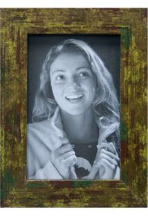Porta Retrato De Mesa Verde 19X14 2