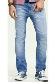 Calça Jeans Masculina Hering Modelo Slim