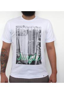 Concrete Jungle - Camiseta Clássica Masculina