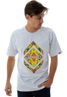 Camiseta Asphalt Kaleido Mescla