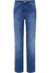 Calça Masculina Jeans Five Pockets - Azul