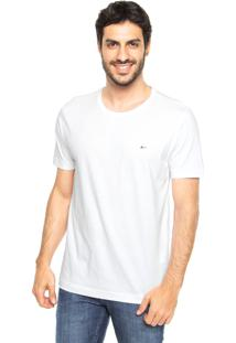 Camiseta Aramis Regular Fit Branca