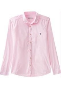 Camisa Rosa Malwee