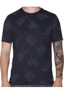 Camiseta Vlcs Mind Dupla Face - Masculino