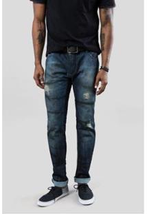 Calça +5531 Carmo De Minas Reserva Masculina - Masculino-Jeans