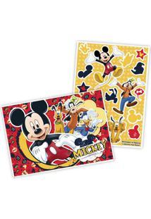 Painel Kit Decorativo Mickey Regina