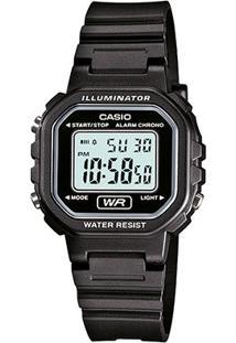 Relógio Digital Casio La-20Wh-1Adf Feminino - Feminino