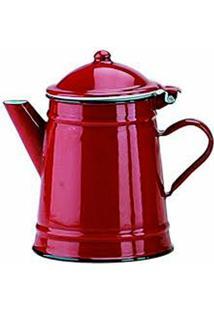 Cafeteira Conica 500Ml Vermelha