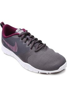 33578ce9e5e Tênis Nike Flex Essential Tr Feminino - Feminino-Cinza