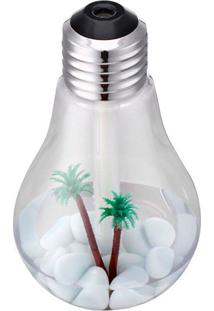Luminária Lâmpada Difusor Umidificador Ambiente Ar Luz Led Usb Thata Esportes