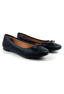 Sapatilha Tag Shoes Mestiço Bico Redondo Com Matelassê