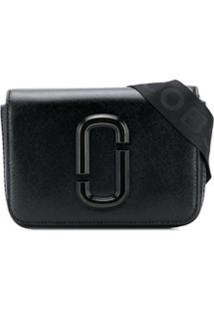 Marc Jacobs Pochete Hip Shot - Preto