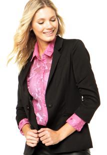 Camisa Forum Rosa
