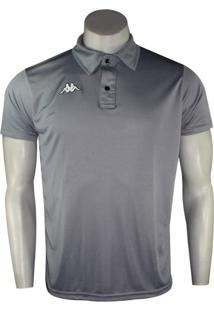 Camiseta Kappa Polo Masculina Sewill