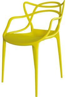 Cadeira Facthus Amsterdam Amarelo