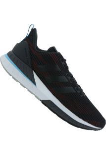 Tênis Adidas Questar Tnd - Masculino - Preto/Laranja Esc