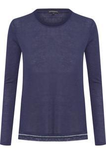 Blusa Feminina Navy - Azul