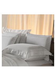 Fronha Avulsa Plumasul Premium Harmonious 50X150Cm Branca