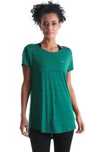 Camiseta Levíssima Mescla - Verde - Líquido