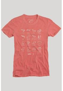 Camiseta Circuitos Reserva Masculina - Masculino