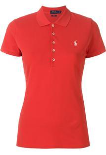 Camisa Polo Ralph Lauren feminina  003e23d022496