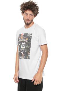 Camiseta Hang Loose Volcano Branca