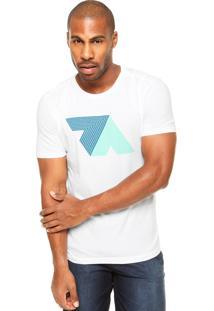 Camiseta Vr Logo Branca