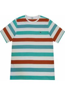 Camiseta Pau A Pique - Masculino-Branco