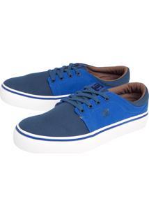 Tênis Dc Shoes Trase Tx M Azul