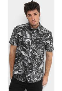 Camisa Mcd Mc Birdboom Masculina - Masculino