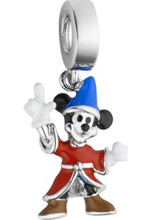 Pingente Life Mickey Feiticeiro Disney Fantasia