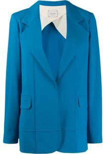 Alysi Blazer Oversized - Azul