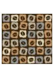 Papel De Parede Autocolante Rolo 0,58 X 3M - Café Cozinha 272735108